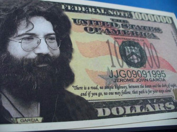 Grateful Dead Money Money