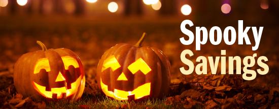 Halloween. How to Save Money!