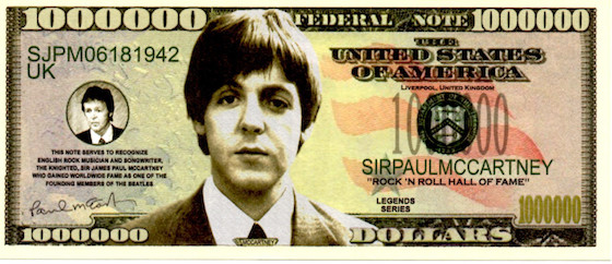 Money Tips From Beatles Lyrics