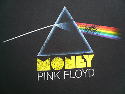 Pink Floyd Songs About Money