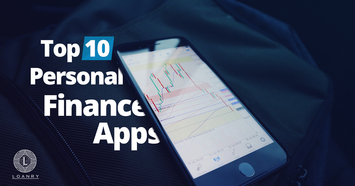 Top 10 Personal Finance Apps
