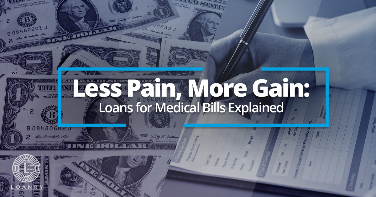 Loans for Medical Bills Explained