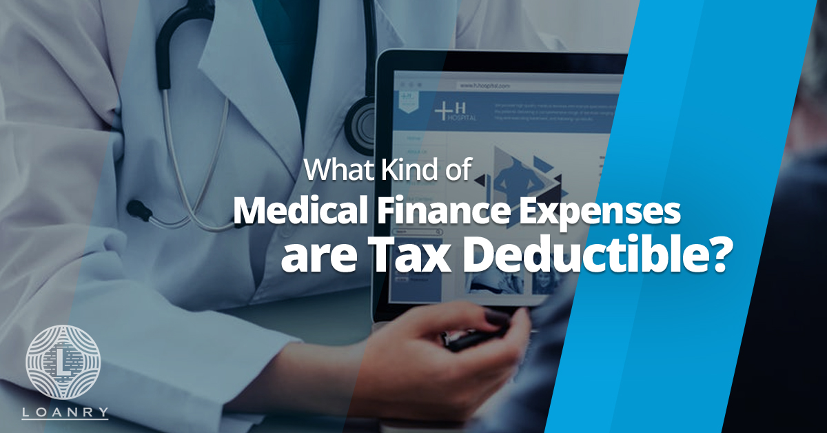 What Kind Of Medical Expenses Are Tax Deductible