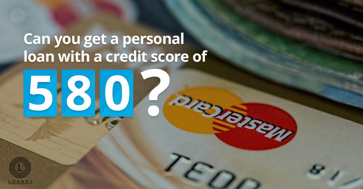 get loan no credit