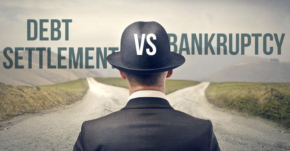 debt settlement bankruptcy