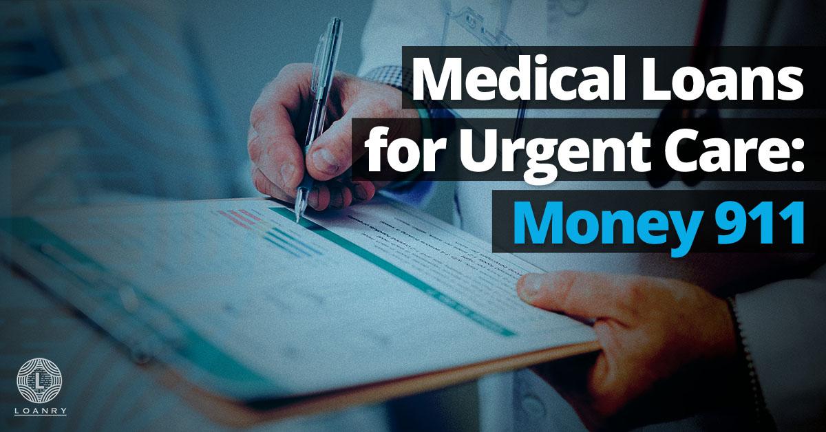 Medical Loans for Urgent Care