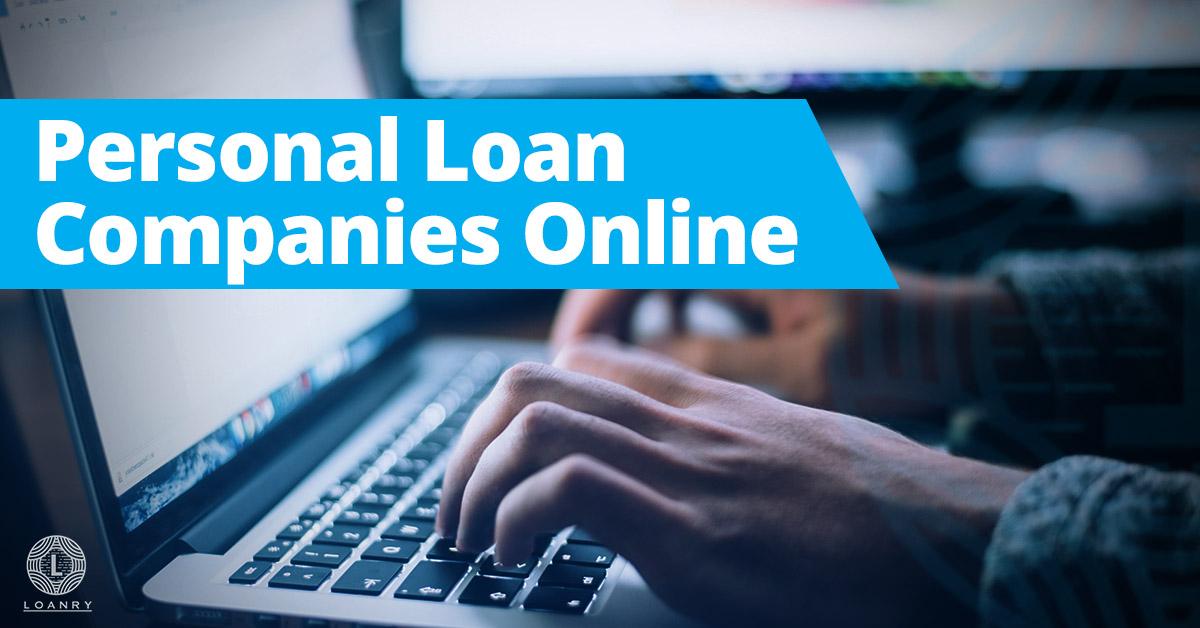 Personal Loan Companies Online