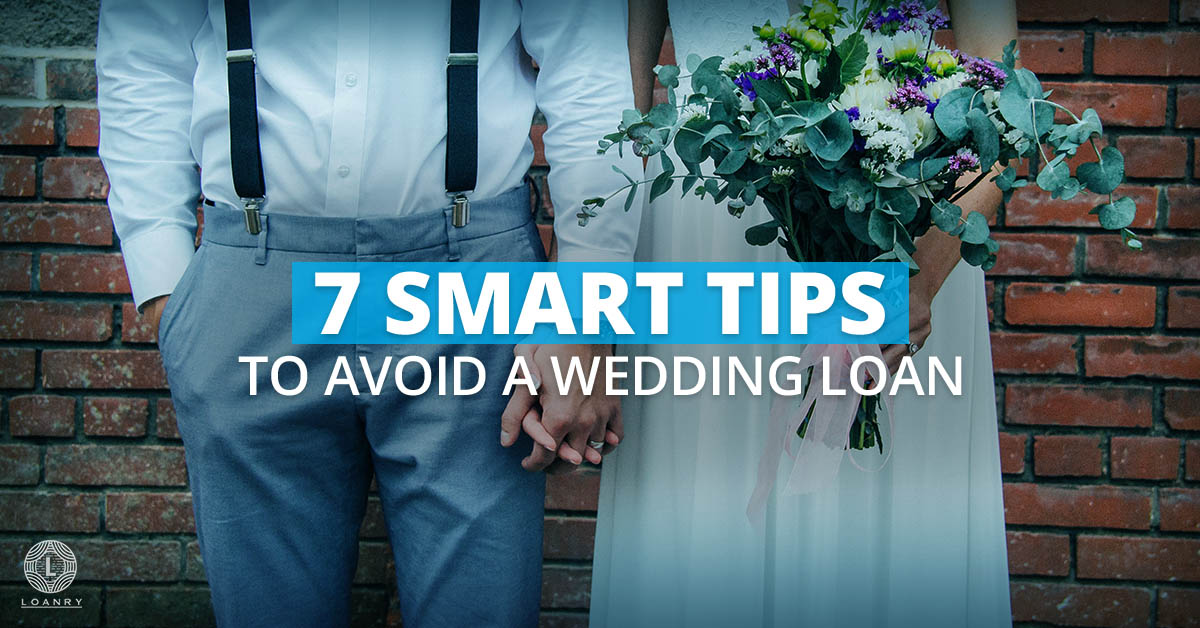 Avoid a Wedding Loan