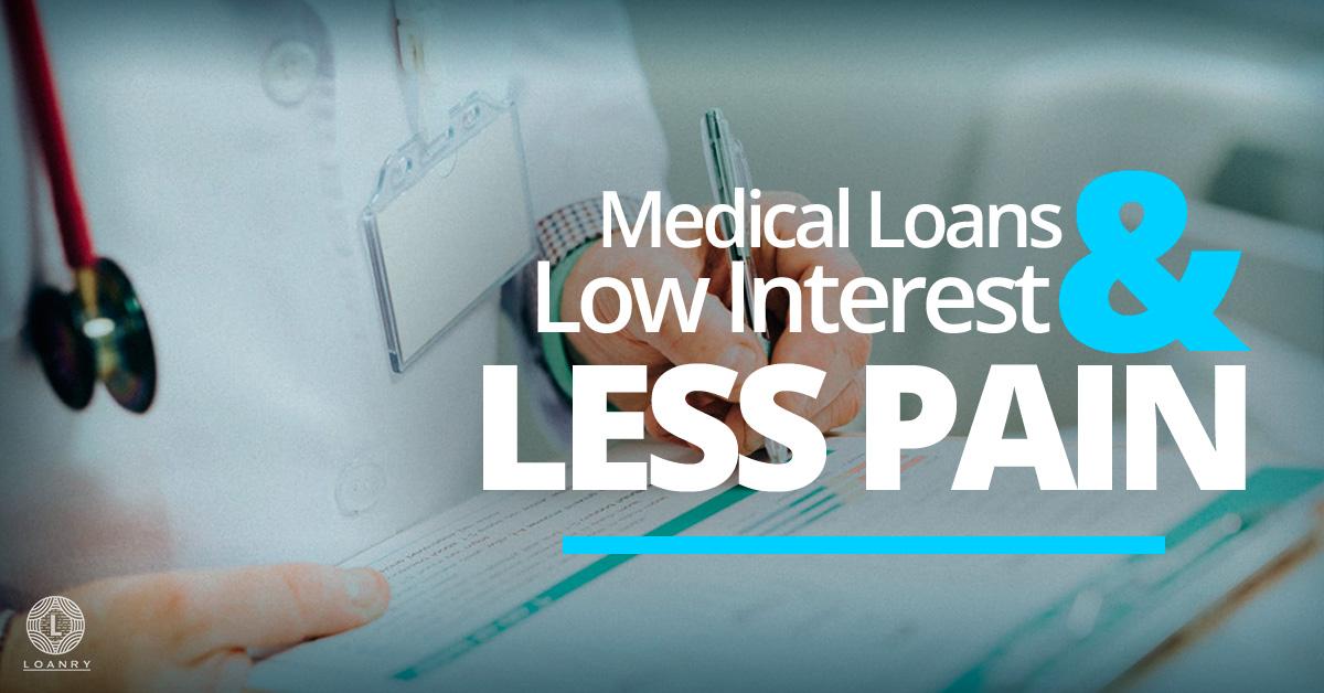 Medical Loans Low Interest