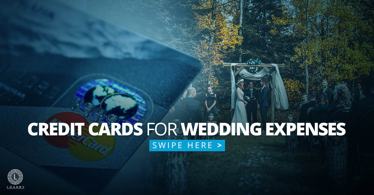 Credit Cards for Wedding Expenses