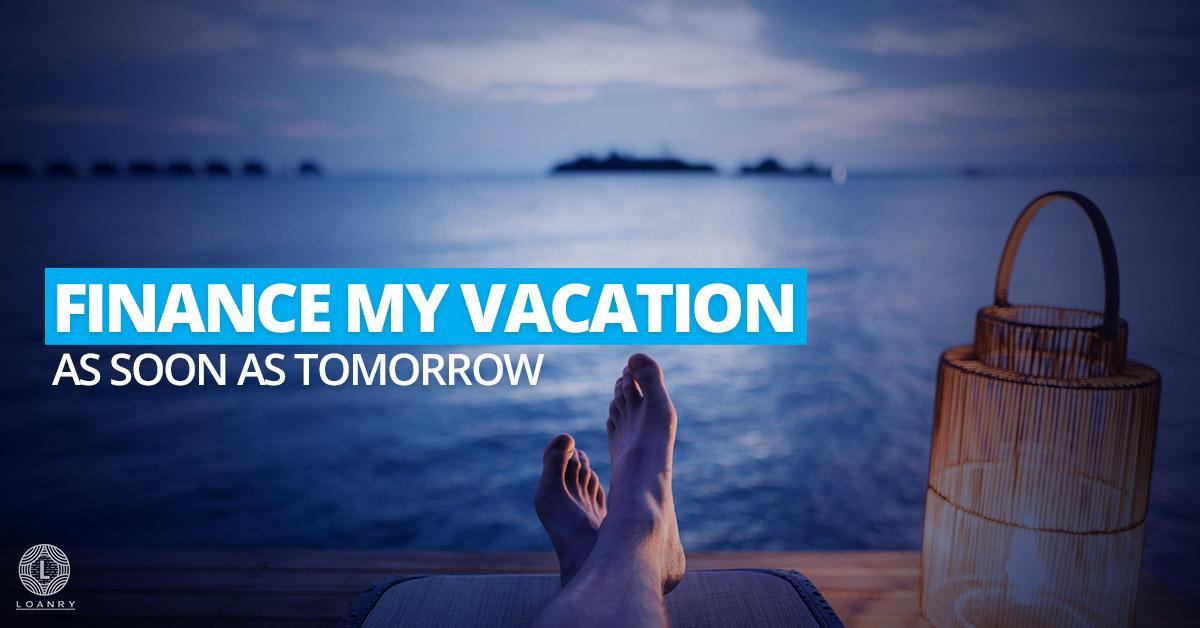 Finance My Vacation