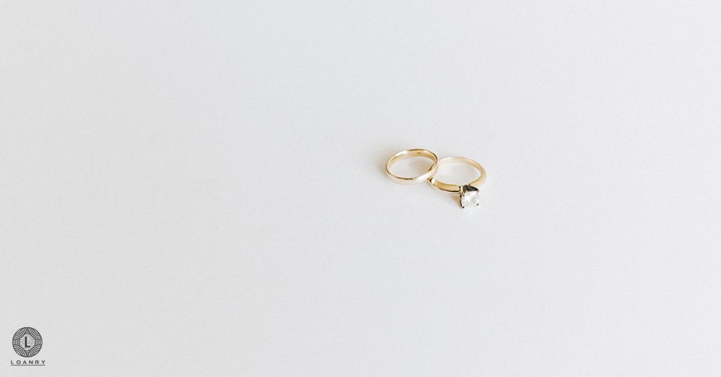 Wedding Rings on Credit