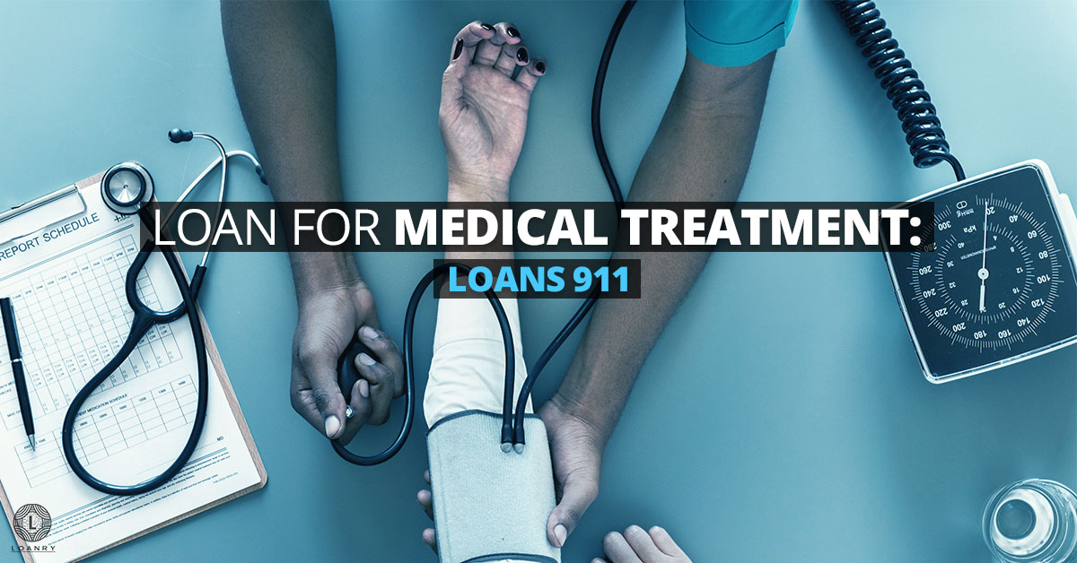 Loan for Medical Treatment