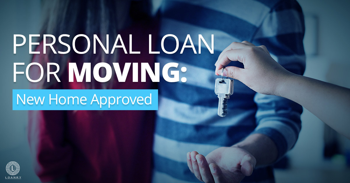 Personal Loan for Moving