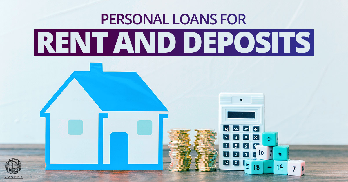Personal Loans For Rent And Deposits
