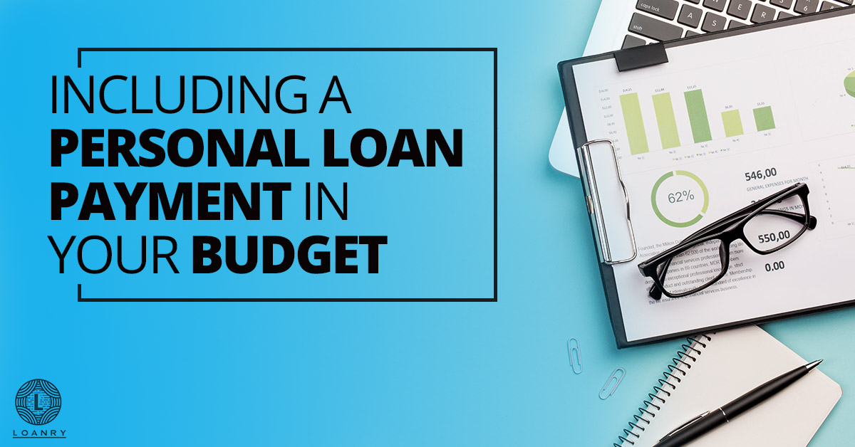 CLICK IMAGE: Learn about Budgeting for A Personal Loan
