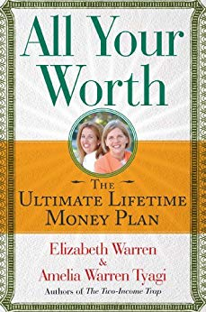 Cover of All Your Worth: The Ultimate Lifetime Money Plan