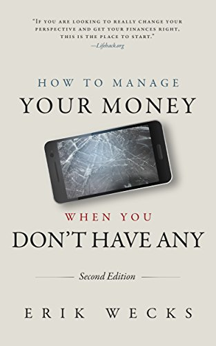 Cover of How to Manage Your Money When You Don't Have Any