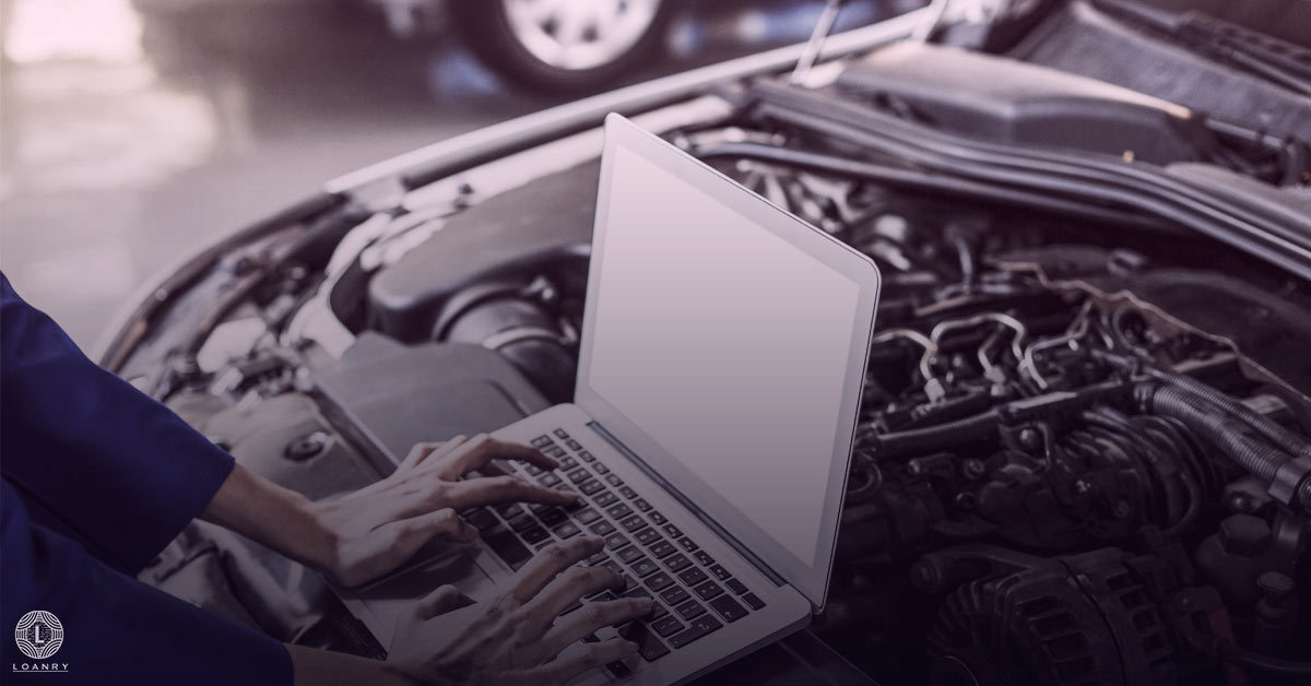 Online Auto Loans Open Anywhere at Anytime