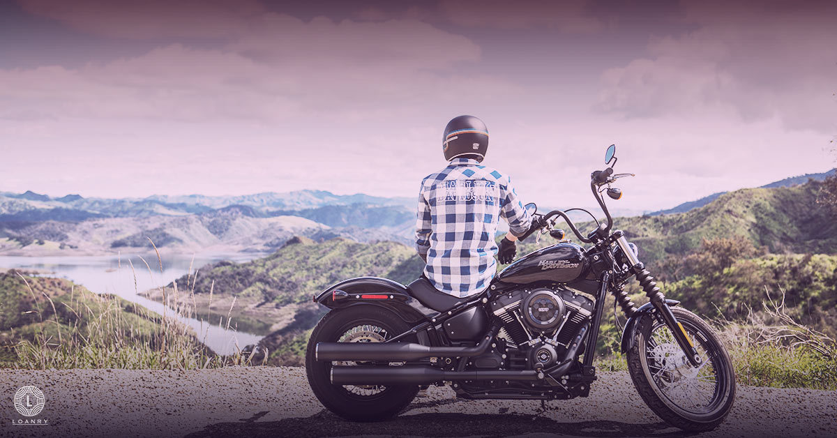 A Motorcycle Loan to Help Get You On the Open Road