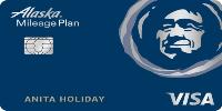 Alaska Airlines Signature Visa Card