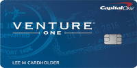 Capital One VentureOne Rewards Card