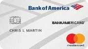 BankAmericaCard Credit Card